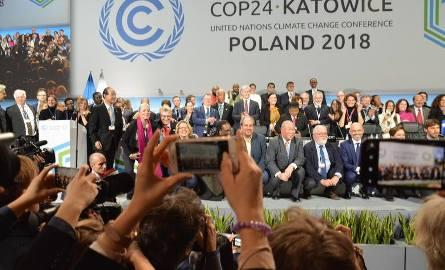 Niepełny sukces na COP24 Katowice. Zniknęła część ważnych zapisów