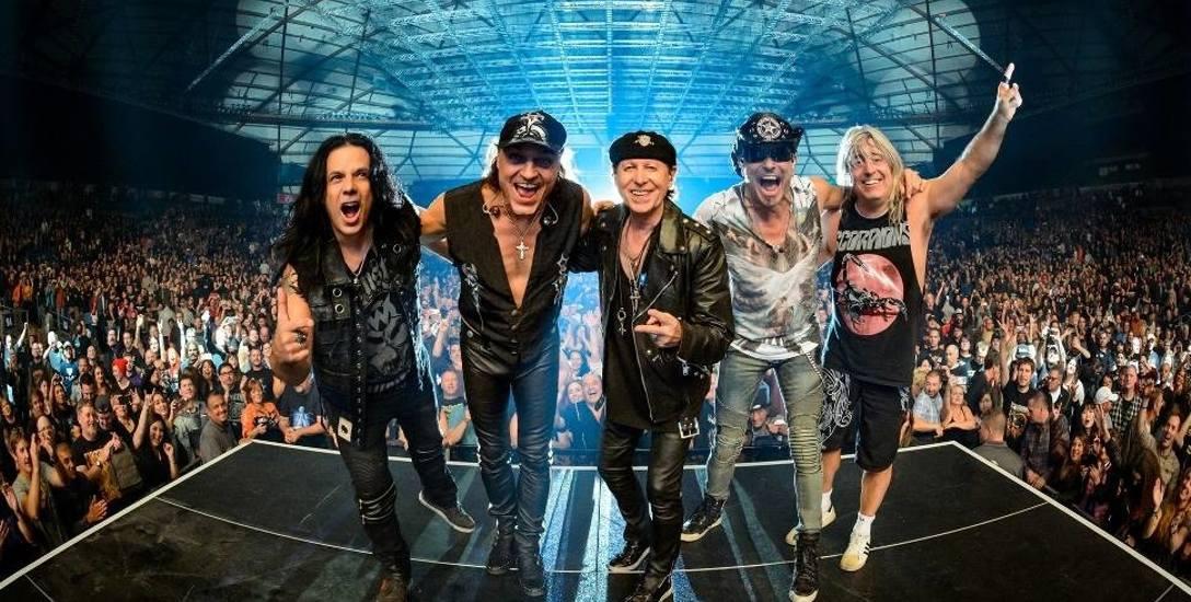 Scorpions zagra już 21 lipca w Arenie Gliwice