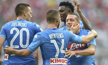Mecz Napoli - OGC Nice ONLINE. Gdzie oglądać w telewizji? TRANSMISJA TV NA ŻYWO