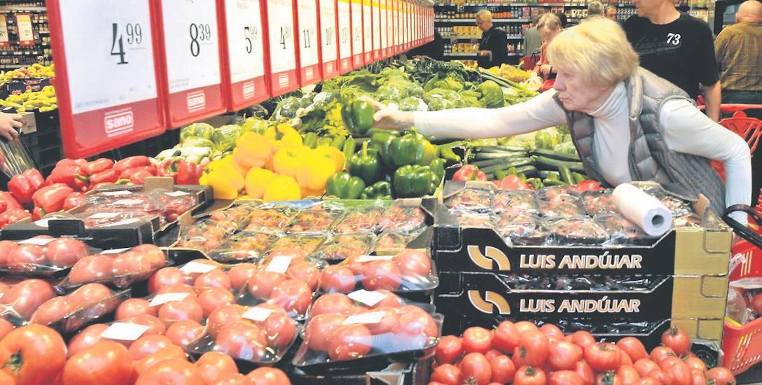 Już teraz możemy kupić wspaniałe pomidory i zrobić z nich przecier czy keczup na zimę