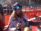 Ester Ledecka, sensacyjna mistrzyni olimpijska w supergigancie
