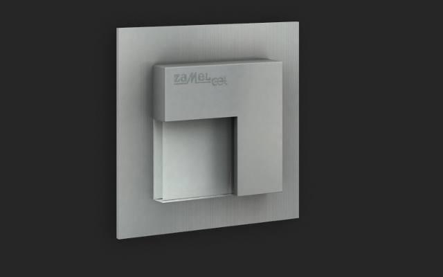 Oprawa Tico LED spodoba się osobom ceniącym ciekawy design bazujący na kwadracie.