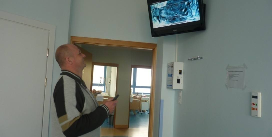 Opłaty za telewizor i czajnik w szpitalach. Czy to jest legalne?
