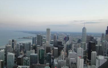 Maraton w Chicago, czyli biegnij i podziwiaj (póki starczy sił). Tym razem najszybszy był Brytyjczyk Mo Farah [ZDJĘCIA]