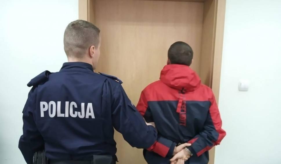 Film do artykułu: Poszukiwany do odbycia kary zatrzymany w Kielcach. Zamiast majątku, może pomnożyć dni za kratami - mówią policjanci