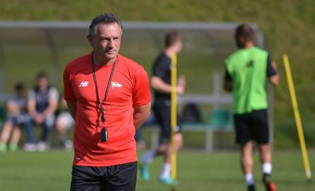Piotr Nowak, trener Lechii Gdańsk: Druga połowa pozostawia do życzenia