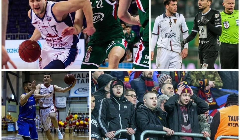Film do artykułu: Falstart Pogoni Szczecin, wygrane koszykarzy King Szczecin i Spójni. Zobacz nowy Magazyn sportowy GS24.pl! [WIDEO]