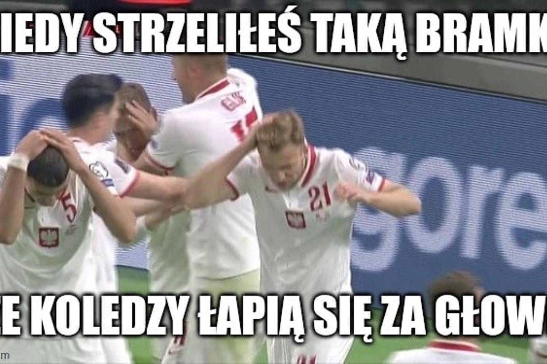 Gdy żona pyta o wynik. MEMY po meczu Albania - Polska