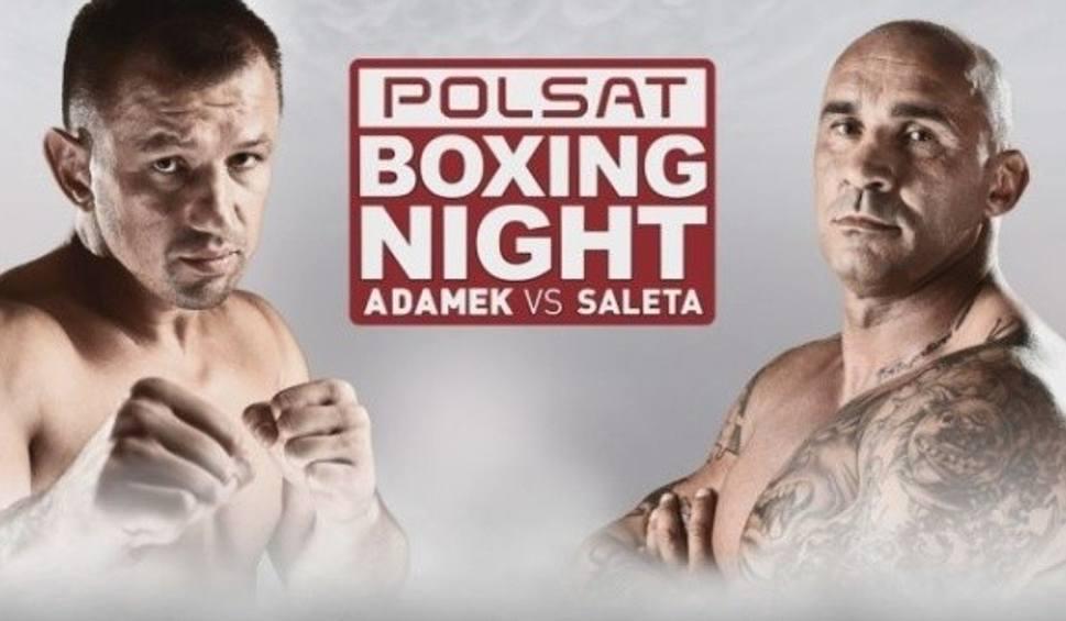 Film do artykułu: ADAMEK SALETA ZA DARMO. Gdzie oglądać Polsat Boxing Night na żywo