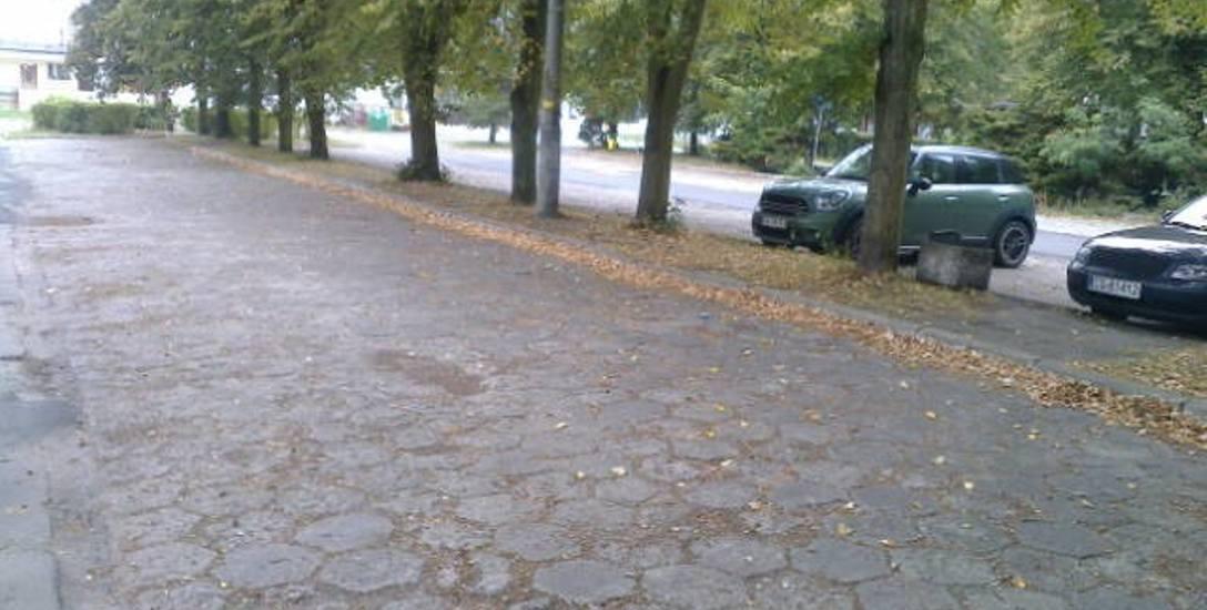Jest szansa na remont starego i budowę nowego parkingu przy plaży miejskiej w Grudziądzu