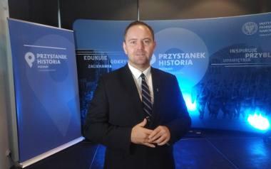 Dr Karol Nawrocki, prezes Instytutu Pamięci Narodowej