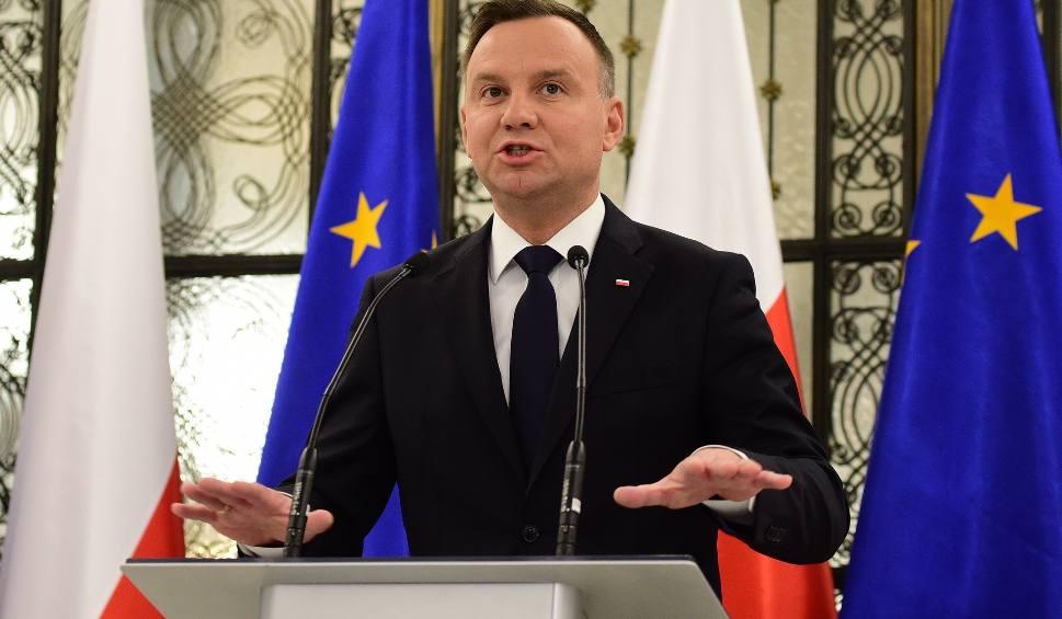 Film do artykułu: 60 Sekund Biznesu: Andrzej Duda: Rozwój w Europie Środkowej nabiera tempa