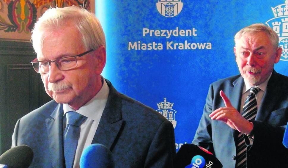 Film do artykułu: Kraków. Powyborcze roszady. Prof. Jacek Majchrowski wymienia zastępców