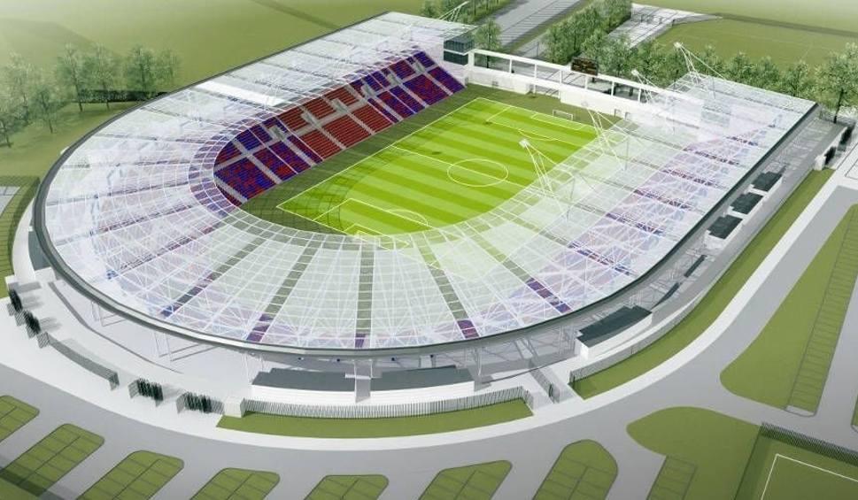 """Film do artykułu: A jednak nowy stadion? Krzystek: """"Są pewne propozycje"""""""