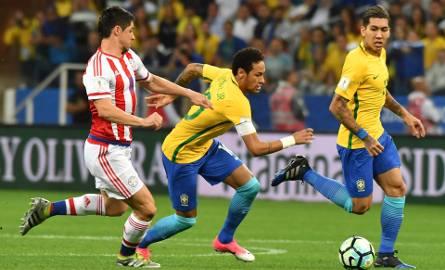 Neymar w meczu z Paragwajem nie wykorzystał rzutu karnego, ale i tak strzelił gola.