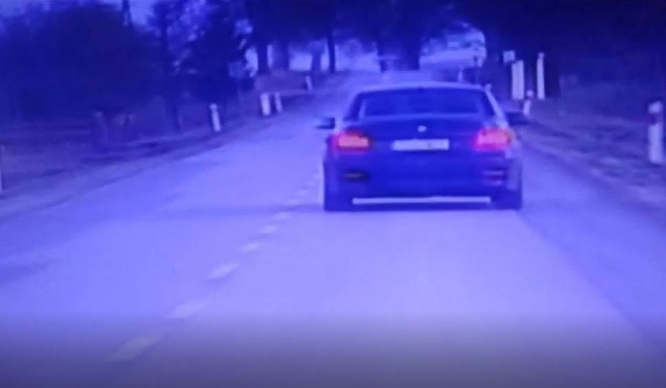 Film do artykułu: W Przygradowie BMW pędziło 126 kilometrów na godzinę