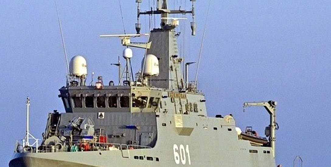 Niszczyciel min ORP Kormoran. Firma Stocznia Remontowa Shipbuilding