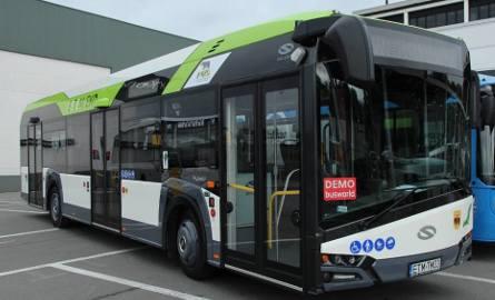 Testowali hybrydowe autobusy miejskie w Bełchatowie