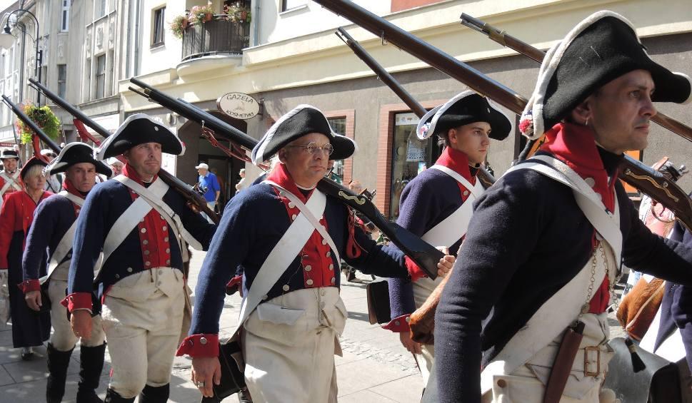 Film do artykułu: Wojska Napoleona wkroczyły do Świnoujścia. Zobaczcie relację z Dni Twierdzy na Wyspach
