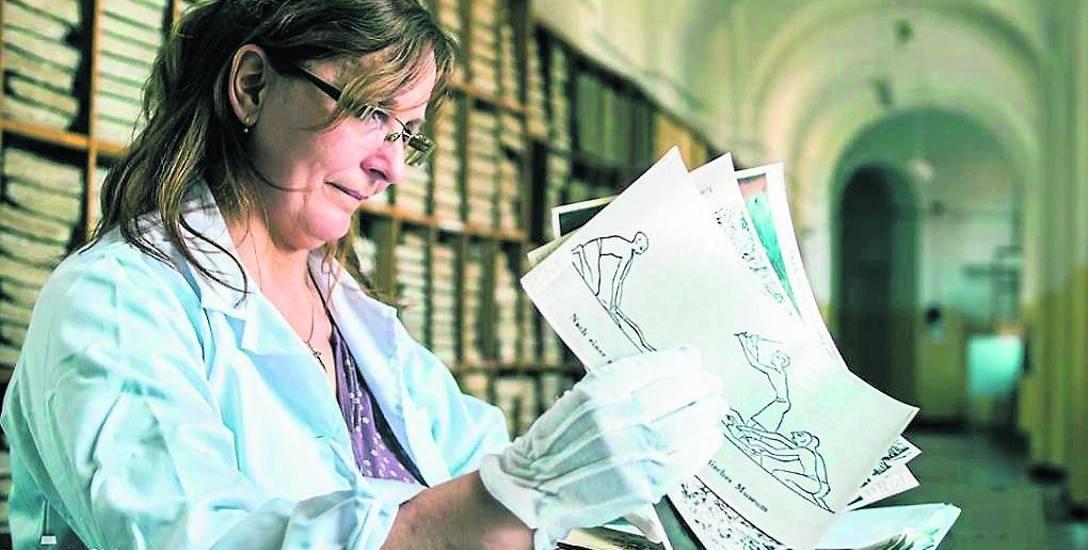 Bożena Ronowska: - Dotarłam do unikatowych dokumentów, studiuję wiele konkretnych przypadków, przeczytałam wszystkie dostępne publikacje na temat procesów