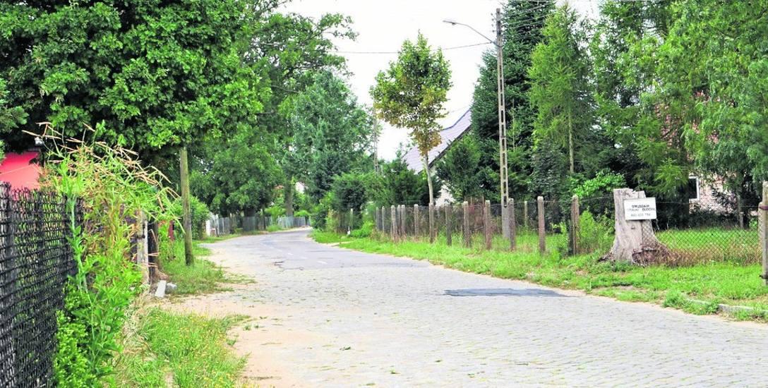 Po remoncie zniknie uciążliwy bruk na drodze  wojewódzkiej nr 114