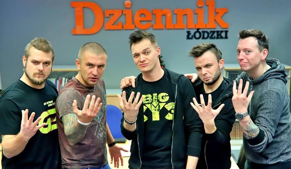 Film do artykułu: Studio Dziennika Łódzkiego: Rozmowa z zespołem Nocny Kochanek [WIDEO]