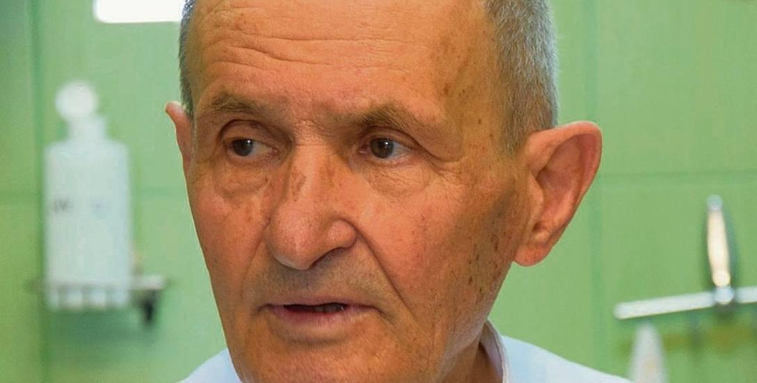 Najstarszy polski chirurg ma 91 lat i… operuje!