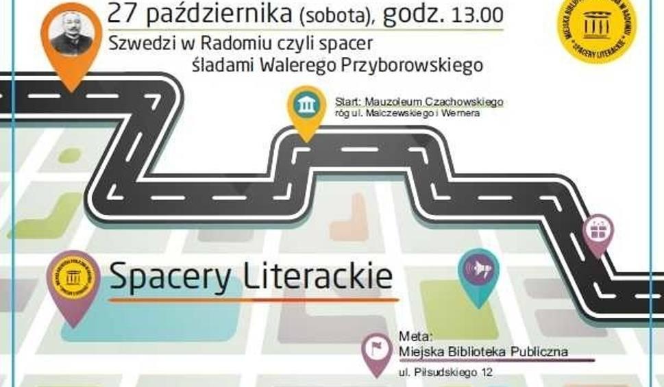 Film do artykułu: Miejska Biblioteka Publiczna w Radomiu zaprasza na kolejny spacer