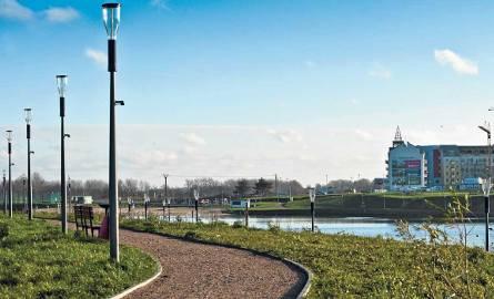 Pomysły na zagospodarowanie Wodnej Doliny w Koszalinie