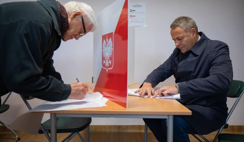 Film do artykułu: Wybory Samorządowe 2018 - cząstkowe wyniki. Bruski - 55,00%