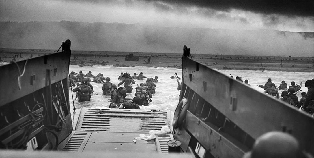 Lądowanie w Normandii