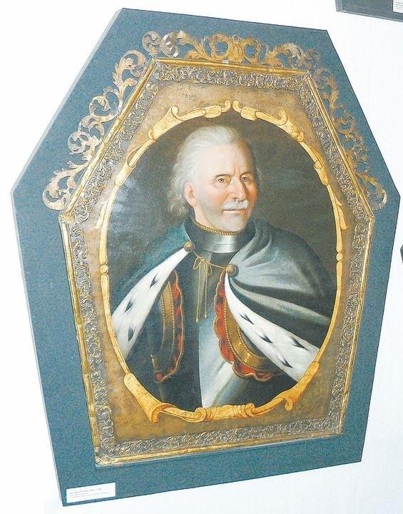 JAN JERZY PRITTWITZ (1628-1706)Pan na Kosieczynie, uczestnik wojen z Kozakami, Szwedami, Tatarami i Turkami.