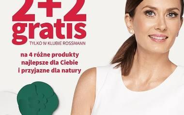 Zobaczcie niektóre produkty w promocji 2+2: