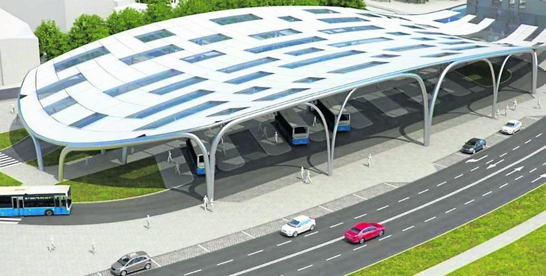 Tak ma wyglądać centrum przy Sądowej w Katowicach. Będzie też nowym dworcem PKS Katowic
