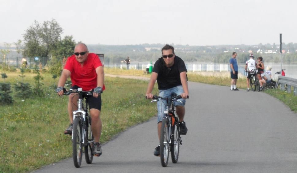 Film do artykułu: Pogoria IV: Jest szansa na nową ścieżkę rowerową... bez przeszkód
