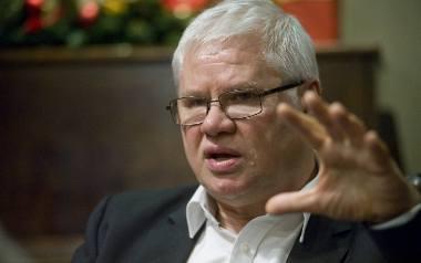 prof. Jerzy Hausner,  ekonomista, polityk. Były poseł, minister w rządach Leszka Millera i Marka Belki, były członek Rady Polityki Pieniężnej.