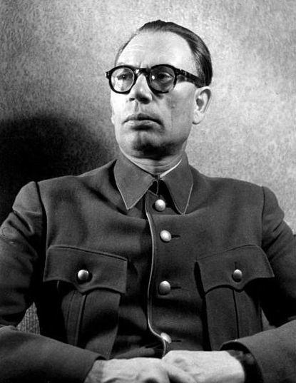 Generał Andriej A. Własow w 1942 roku