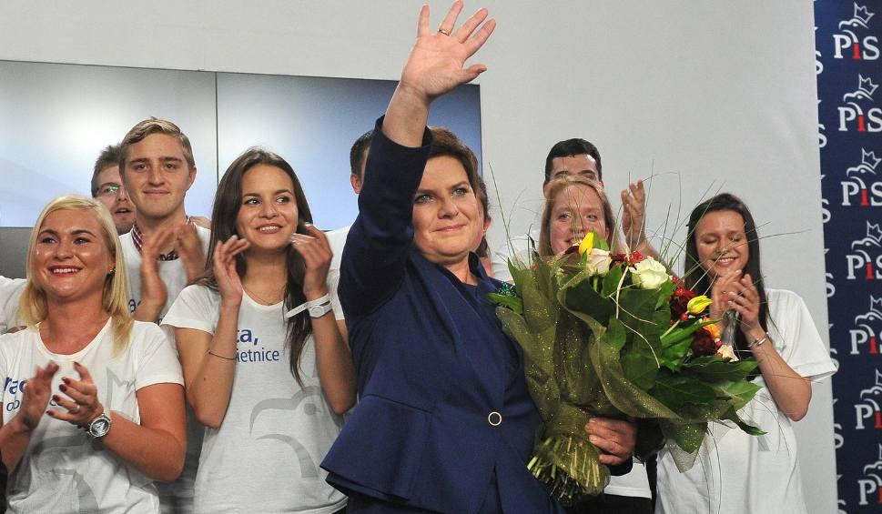 Film do artykułu: Kandydatem na premiera jest Beata Szydło - zadecydował komitet polityczny PiS