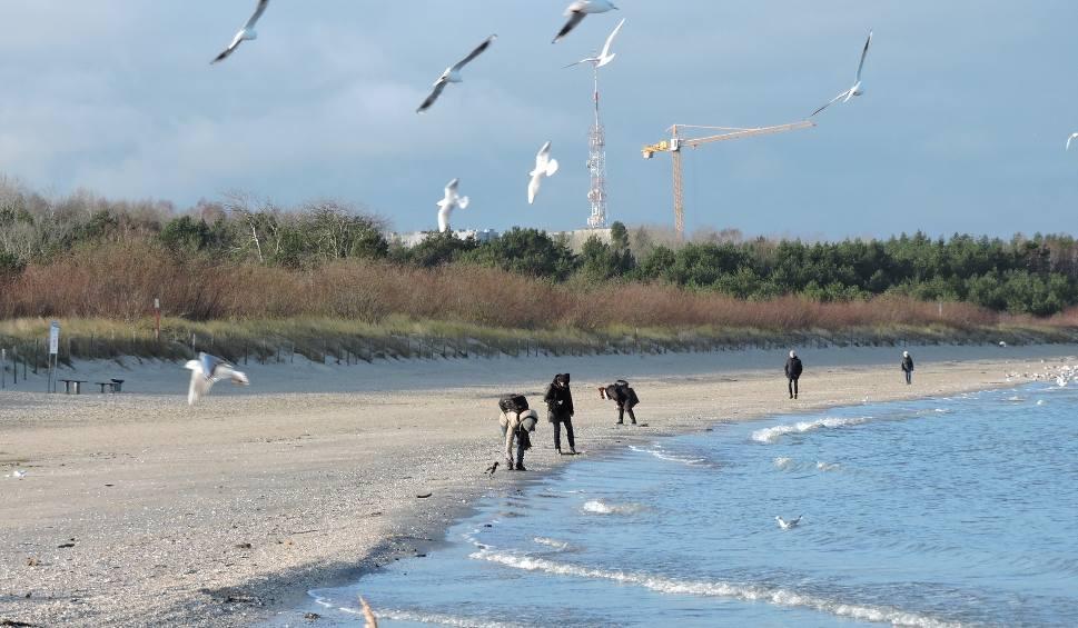 Film do artykułu: Wczoraj nie mieliście czasu na romantyczny spacer - może nad morze? [ZDJĘCIA, WIDEO]