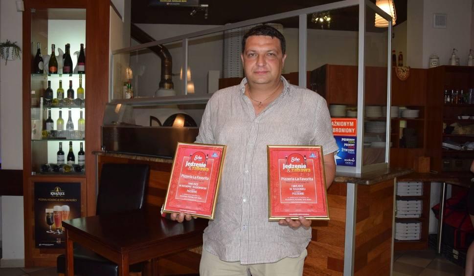 Film do artykułu: La Favorita to najlepsza pizzeria 2015 w regionie i w Radomiu. Poleca tradycyjną włoską pizzę