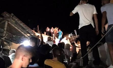 Trzęsienie ziemi na wyspie Ischia we Włoszech