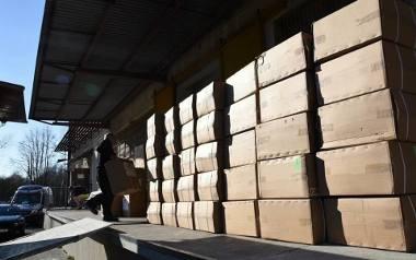 Do pomorskich szpitali trafią środki ochrony osobistej przywiezione z Chin. Potrzeby lecznic szacowane na 47 mln zł