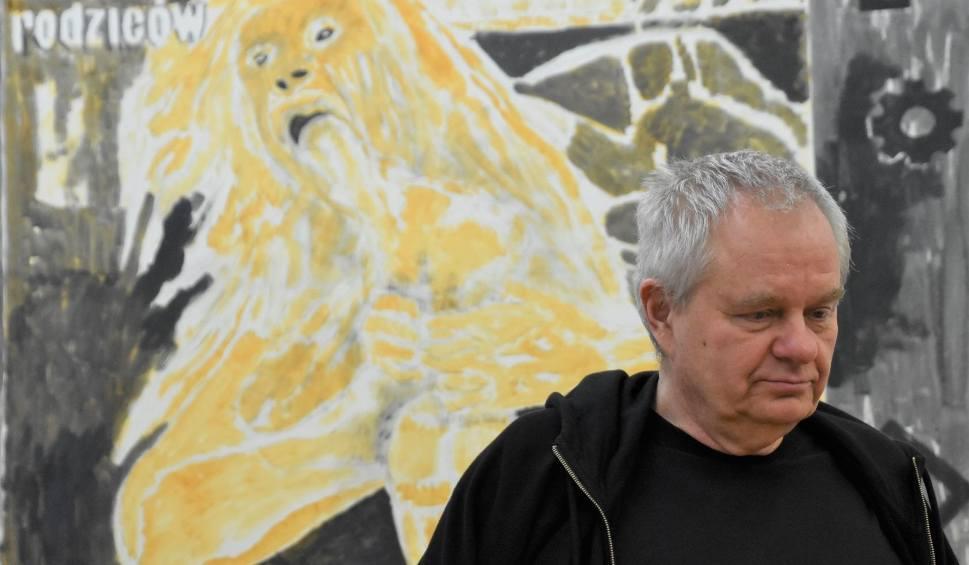 """Film do artykułu: Najnowsze prace Marka Sobczyka w Galerii BWA w Zielonej Górze. Oglądaj wystawę """"Rok Rzeźby"""" i… czytaj!"""
