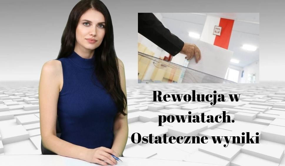 Film do artykułu: Rewolucja w powiatach. Ostateczne wyniki. WIADOMOŚCI