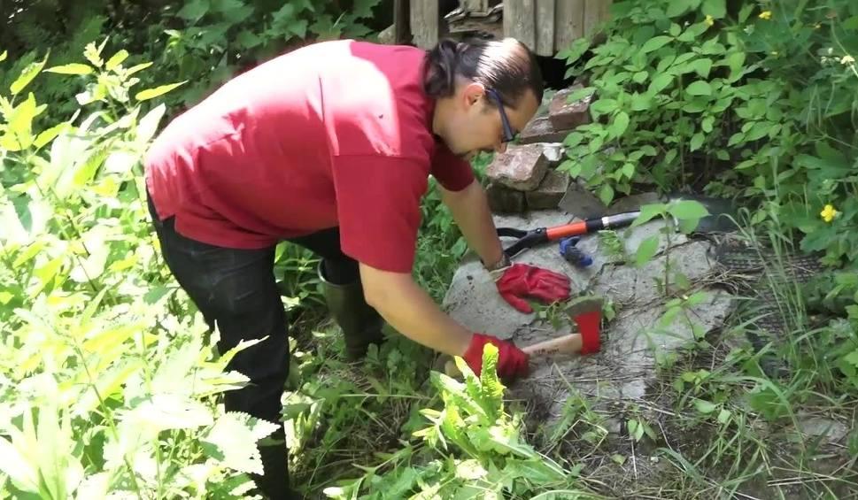 Film do artykułu: Macewa wróciła na cmentarz żydowski w Kraśniku. Latami tkwiła w chodniku