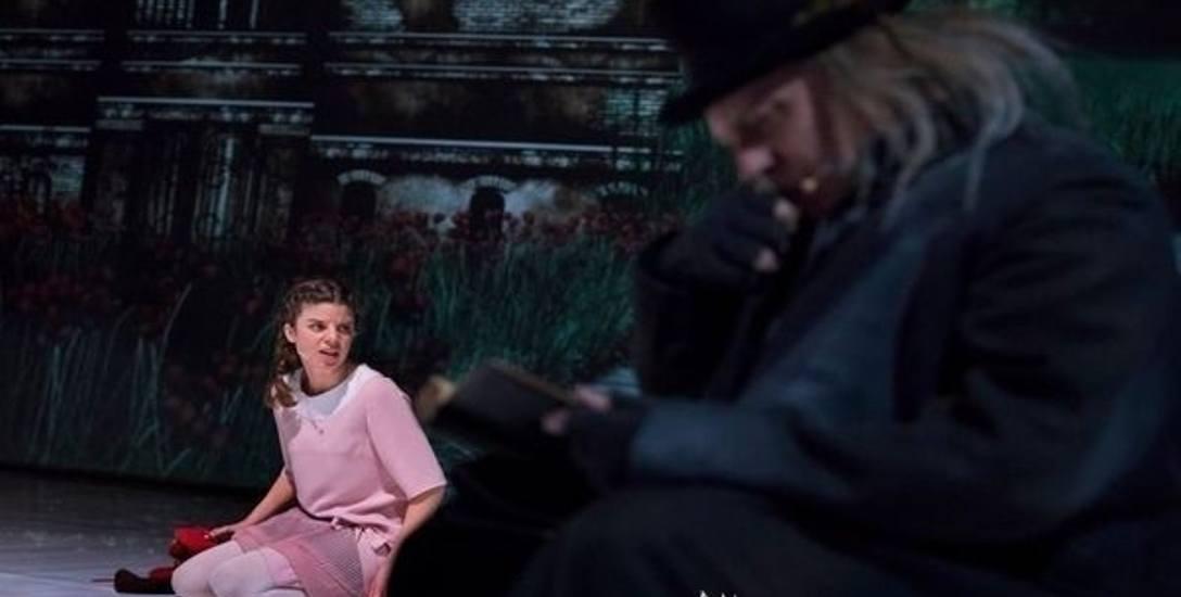 Teledysk do spektaklu w Teatrze im. A. Mickiewicza