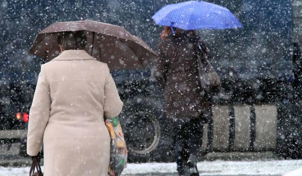 Film do artykułu: Pogoda w Opolu i na Opolszczyźnie. W środę opady deszczu ze śniegiem