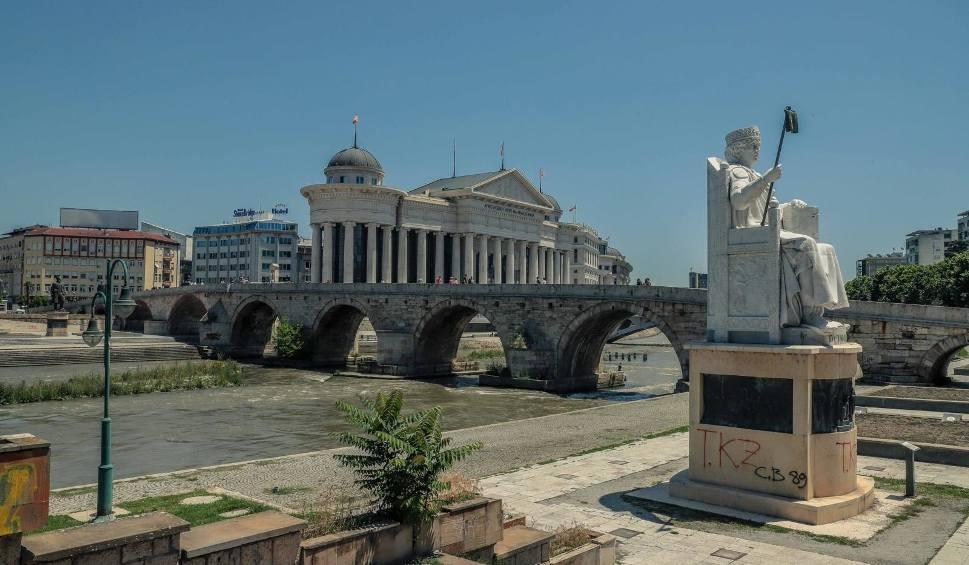 Film do artykułu: Skopje - raj turystów, koszmar architektów. Dobre jedzenie, niskie ceny, a Polacy mogą poczuć się chwilami jak w Warszawie 25 lat temu