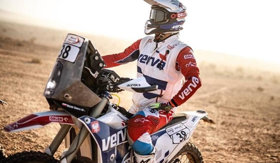 Film do artykułu: Maciej Giemza: Dojechać do mety Dakaru na jak najwyższym miejscu