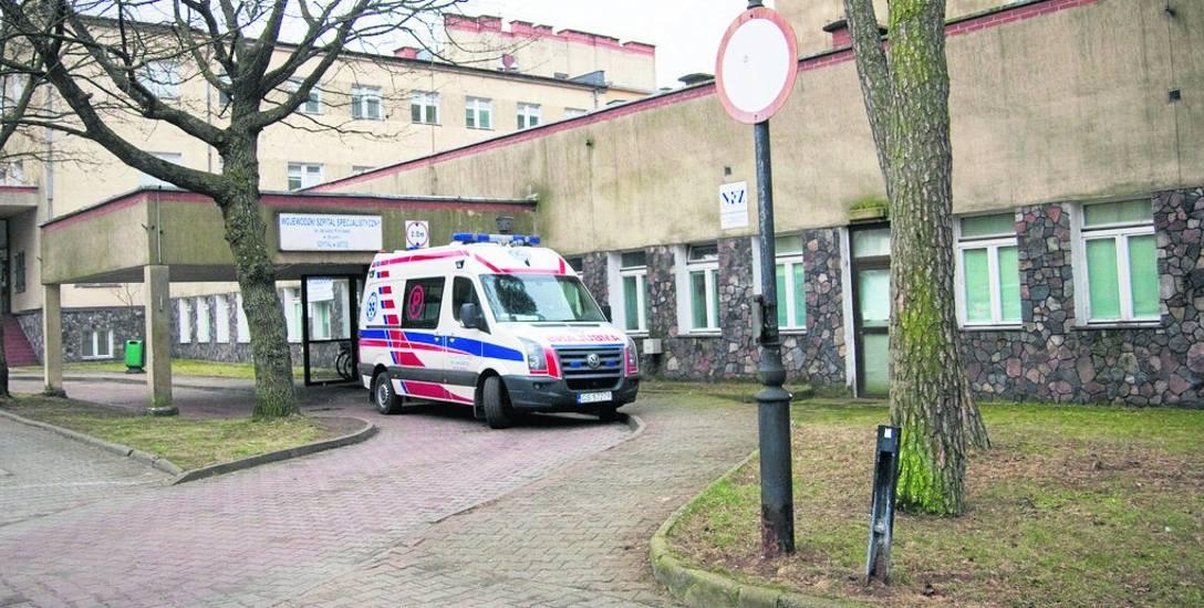 Od 1 lutego nocna i weekendowa opieka chorych w Ustce zapewniona jest w budynku szpitala przy ulicy Mickiewicza każdej nocy i w każdy weekend
